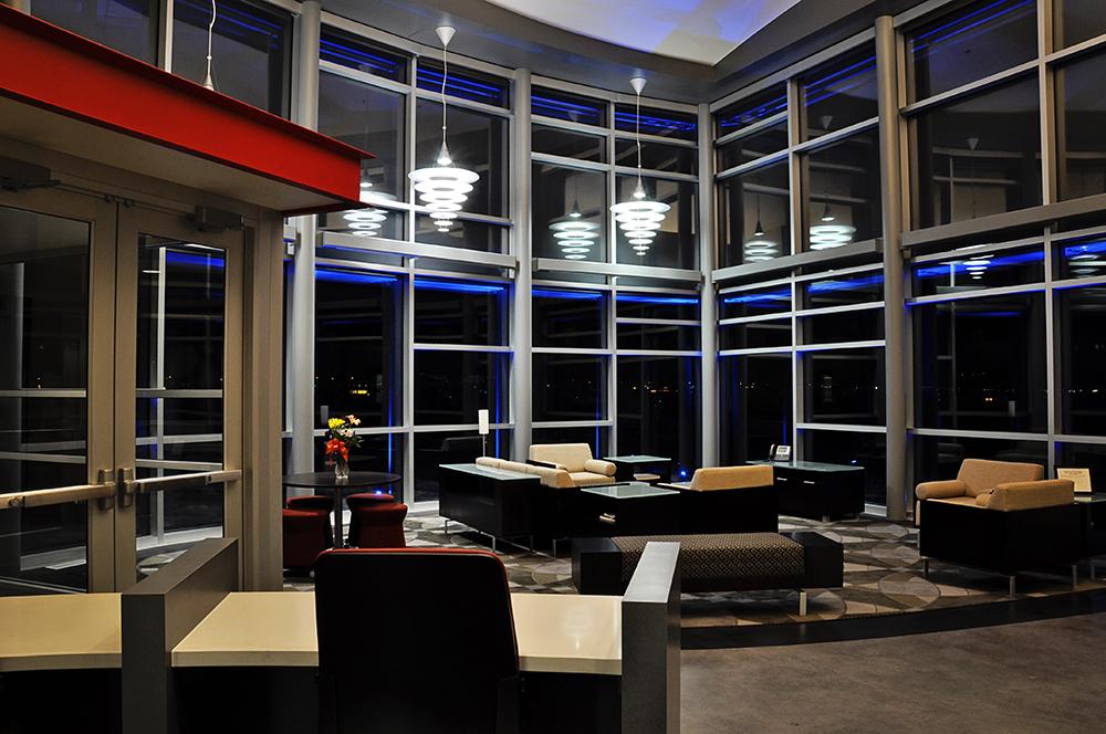 Passenger-Lounge